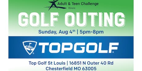Adult and Teen Challenge Golf Outing tickets