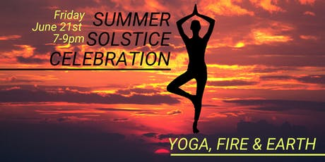 Summer Solstice Fireside Yoga tickets