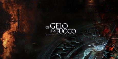 Di Gelo e di Fuoco: Un romanzo per il cinema biglietti
