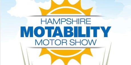 Hampshire Motability Show tickets