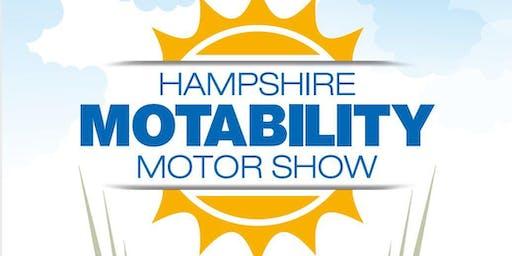 Hampshire Motability Show