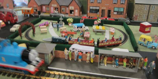 Model Railways Display (Clayton Green)