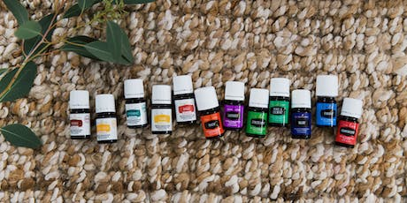 Essential Oils for Summer 101 tickets