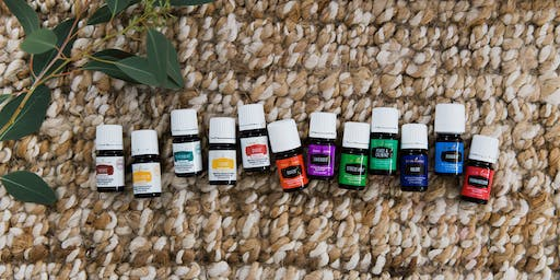 Essential Oils for Summer 101