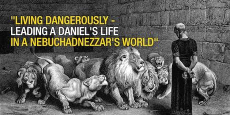 Leading a Daniel's Life in a Nebuchadnezzar's world, Delhi tickets