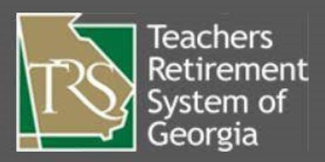TRS: Mid-Career Retirement Planner Workshop tickets