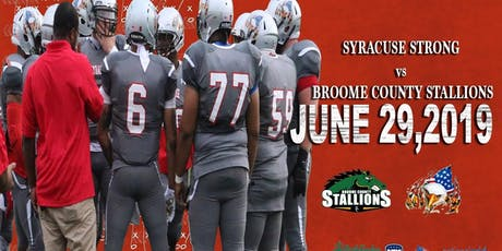Home Game v Broome County Stallions tickets