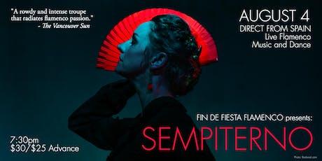 Fin de Fiesta Flamenco tickets