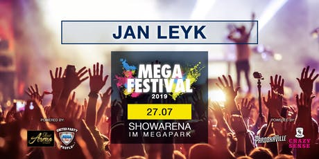 MEGAFESTIVAL - JAN LEYK Tickets