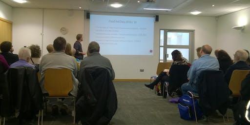 Leeds Food Aid Network Meeting (16th July)