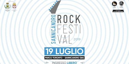 Sannicandro Rock Festival 2019