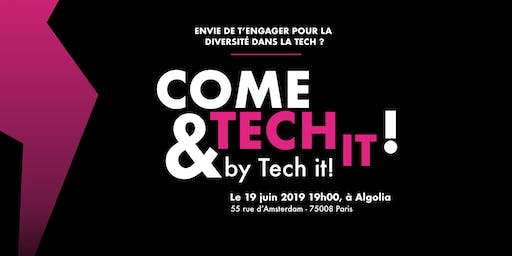 Come and Tech it !