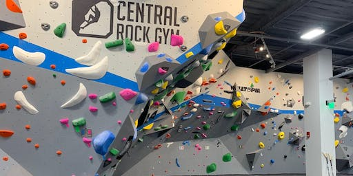 Central Rock Gym presented by Tufts Medical Center; a Be Well Boston Event