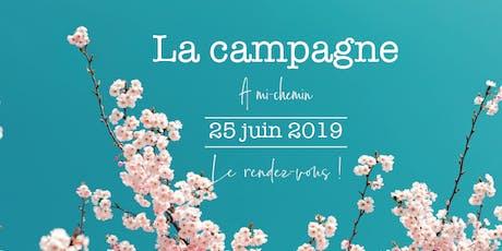 La campagne : à mi-chemin billets