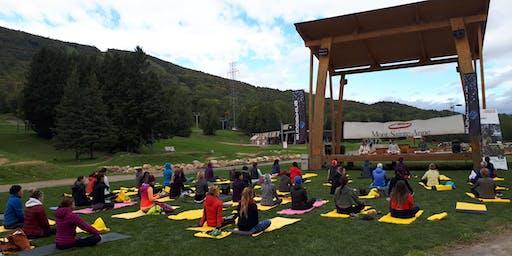 Yoga / Québec Méga Trail