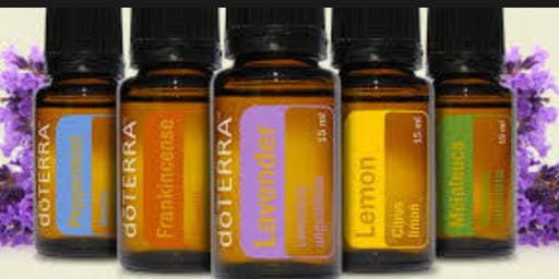 doTERRA essential oils make and take party