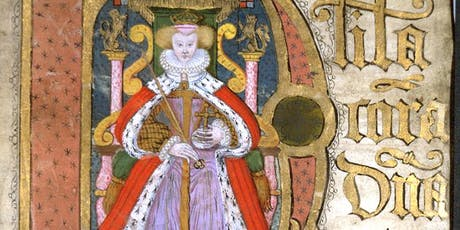 Writer Queen: Elizabeth I's literary works tickets