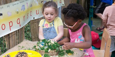 EYFS 3i (Information, Inspiration, Interaction) events   Introducing the new Ofsted Inspection Framework (September 2019) (8336)