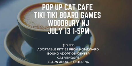 Cafe Meowcha a Pop Up Cat Cafe tickets