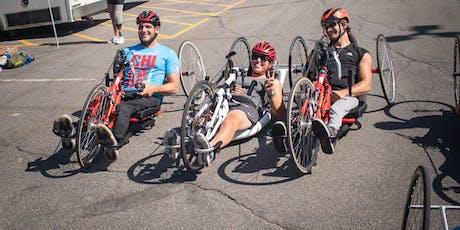 Dare2tri Outdoor Bike/Run Practices - Volunteer Registration tickets