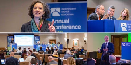 Independent Higher Education Annual Conference 2019 tickets
