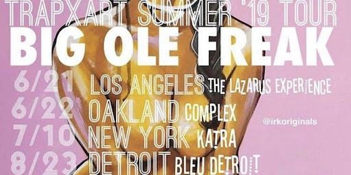 TRAPXART SUMMER '19 TOUR