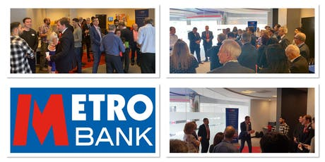 Edgware Business Networking - Metro Bank - Growing Your Business tickets