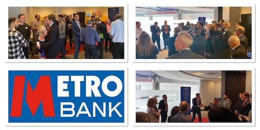 Edgware Business Networking - Metro Bank/Action Coach