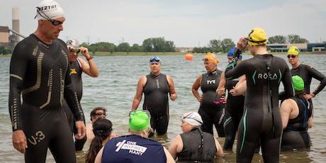 Open Water Swim Practice - Volunteer Sign Up tickets