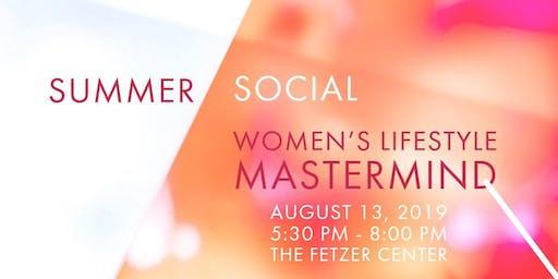 Women's LifeStyle MASTERMIND Summer Social
