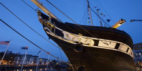 Discover Brunel: EON at the SS Great Britain tickets