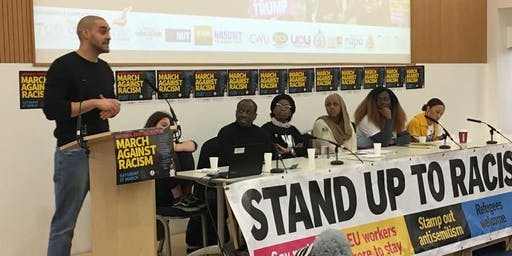 Yorkshire TUC / Stand Up To Racism Regional Conference