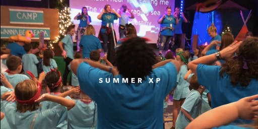 SummerXP City Hills Kids (Daily Kids VBS)