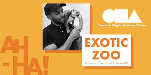 Exotic Zoo : Animals from Around the World
