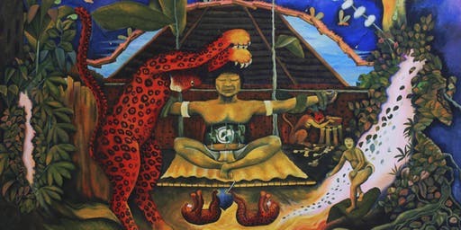 The Invisible Forest - A talk by indigenous artist Brus Rubio