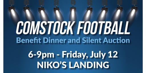 Comstock Football Benefit Dinner and Silent Auction