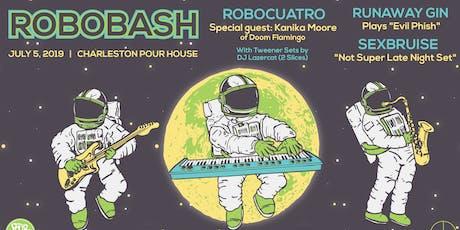ROBOBASH tickets