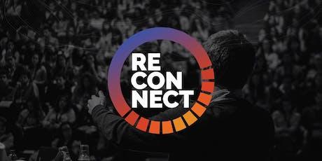Reconnect Curitiba ingressos