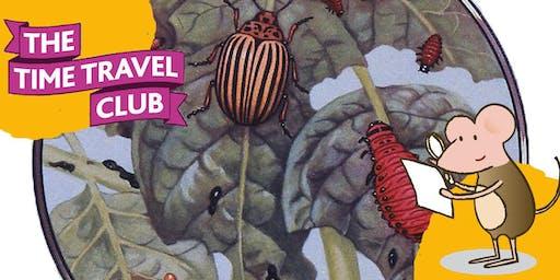 Time Travel Club: A bug's eye view