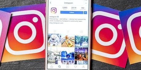 Atelier GRATUIT : comment améliorer mon utilisation d'Instagram ? tickets