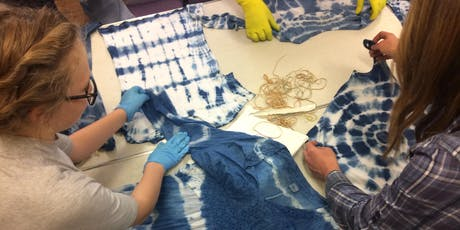 Botanical Print and Dye Workshop tickets