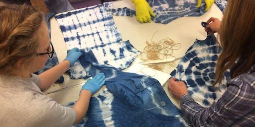 Botanical Print and Dye Workshop
