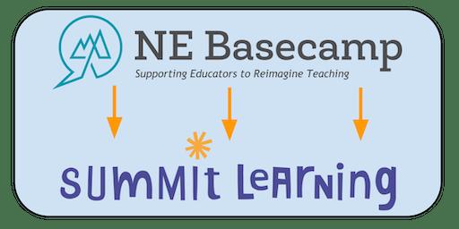 NEB Cohort 1-4 New Teacher Training: Summit Learning Model (July 9-12)