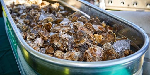 Fredericksburg Oyster & BBQ Rib Festival at The Stable