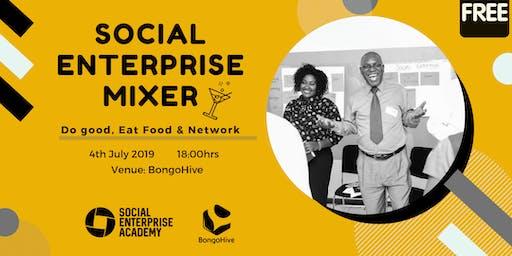 Social Enterprise Mixer