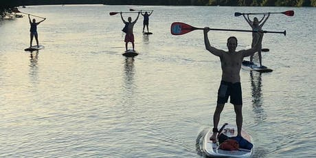 Stand Up for Health - FREE Paddle Boarding tickets