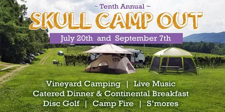 Skull Camp Out tickets