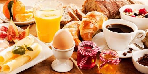 Early Bird Breakfast!