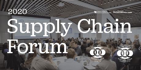 2020 Supply Chain Forum tickets