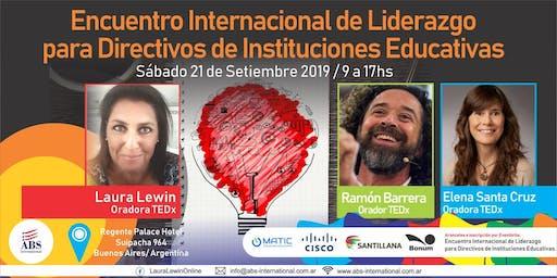 Encuentro Internacional de Liderazgo para Directivos de Instituciones Educativas